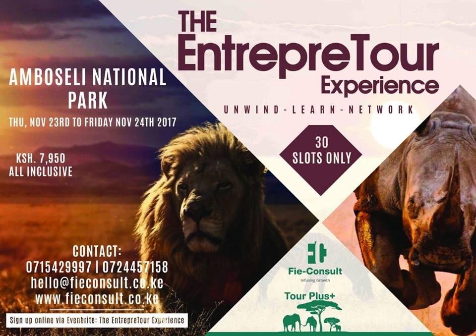 The EntrepreTour Experience!
