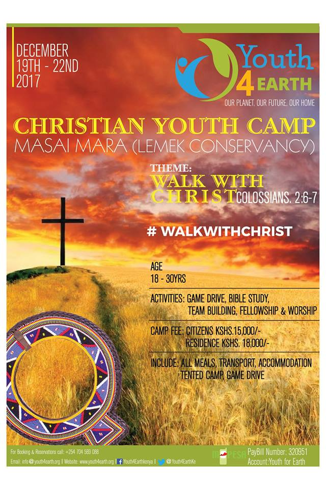 2017 Christian Youth Camp