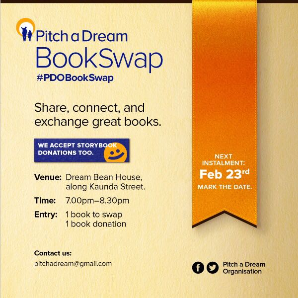 BookSwap Feb Edition