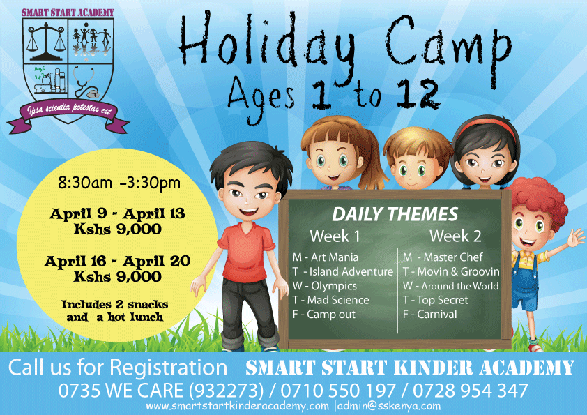 April Holiday Camp