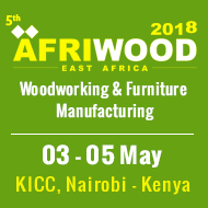 Afriwood Kenya 2018 Wood & Furniture Equipment Expo in Africa
