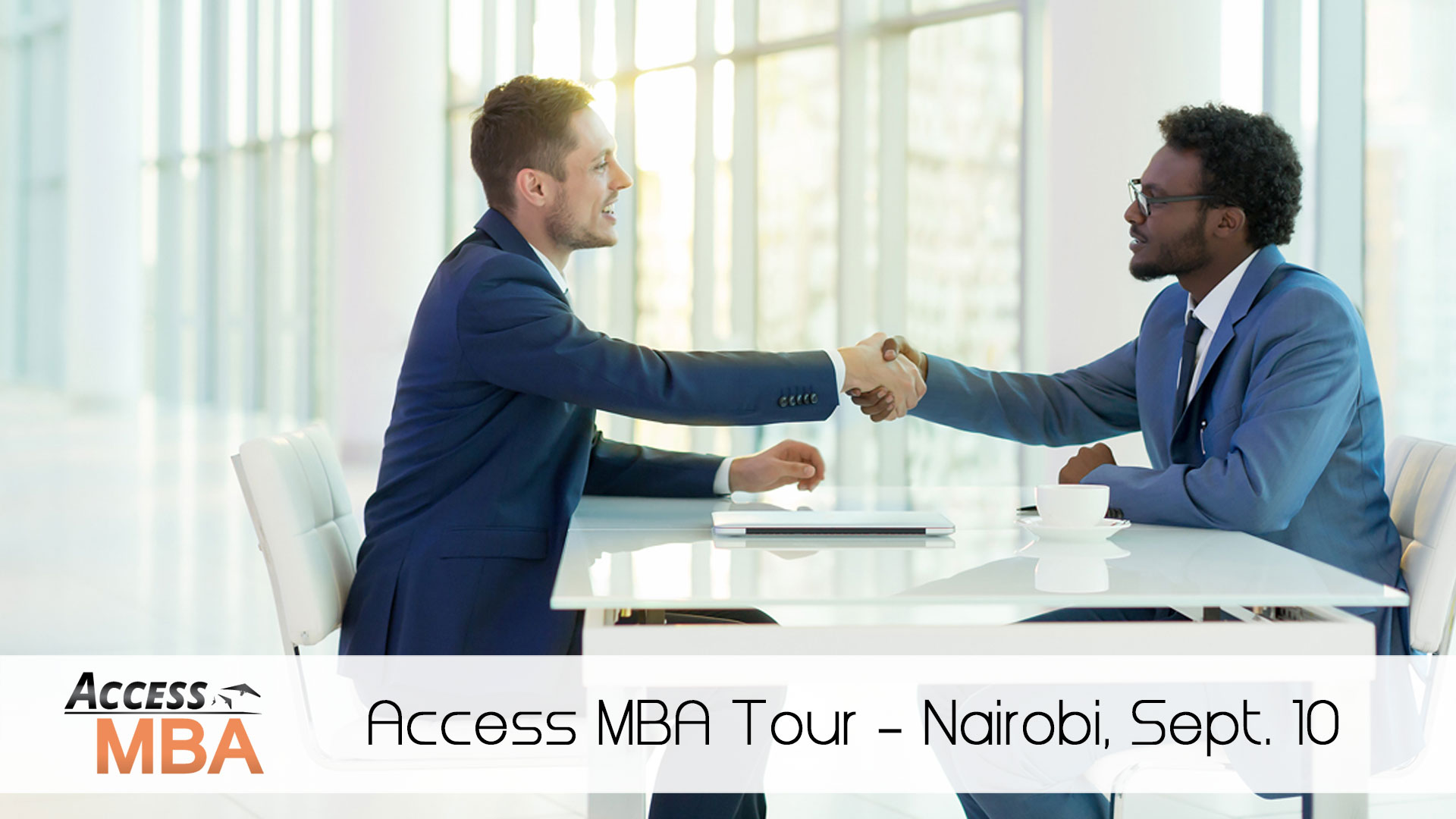 Top MBA event in Nairobi on 10th September