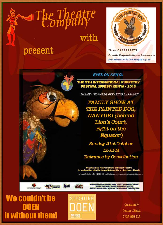 9th International Puppetry Festival 2018