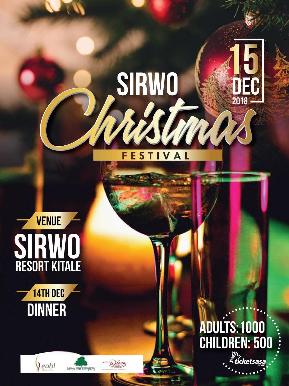 Sirwo Christmas Festival