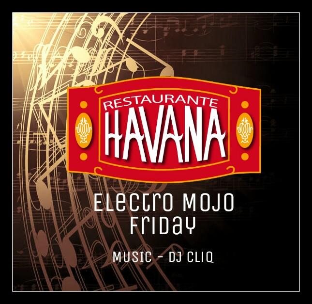 Electro Mojo Friday