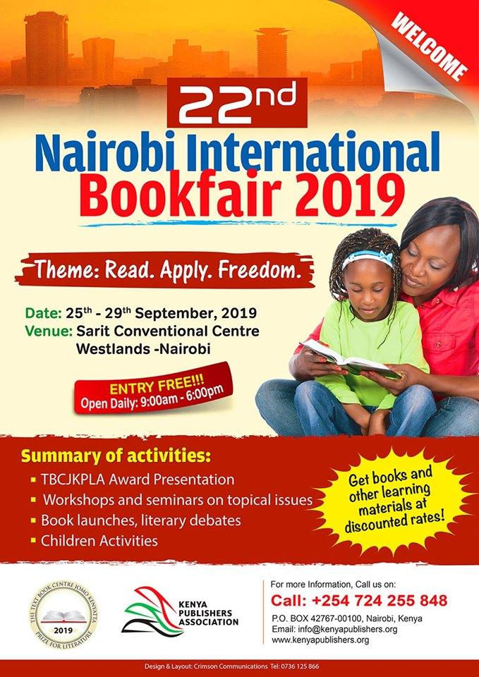 22nd Nairobi International Bookfair