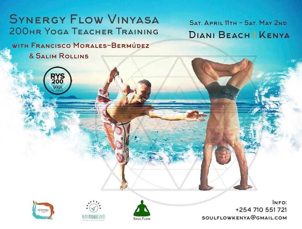 Synergy Flow Vinyasa