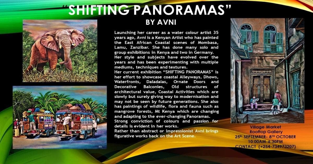 Shifting Panoramas by Avni