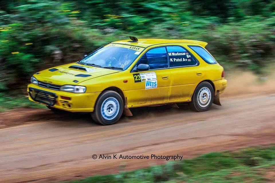 Safari Rally 2020