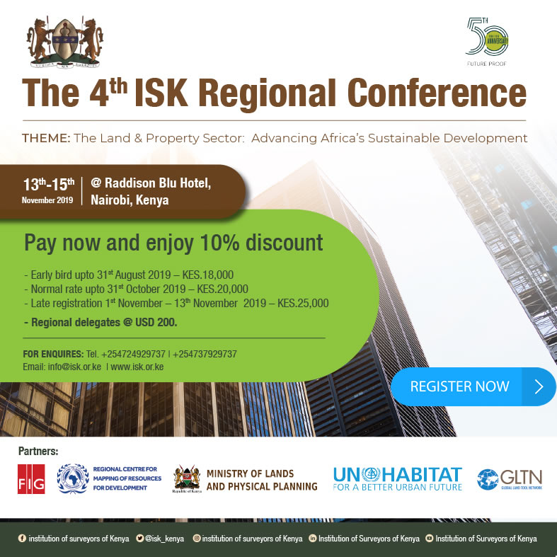 The 4th ISK Regional Conference