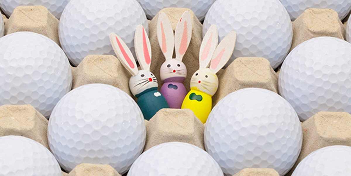 Easter Scramble - POSTPONED