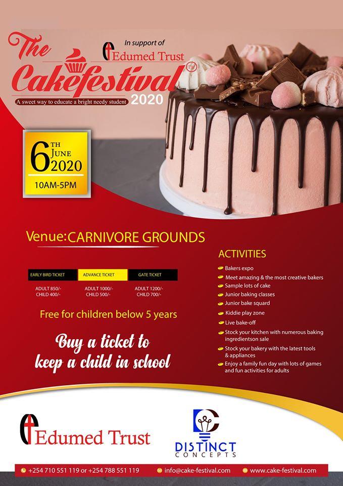 The Cake Festival