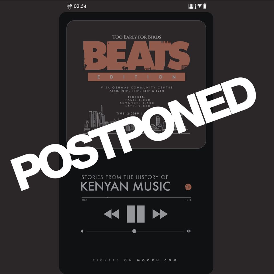 Too Early For Birds: Beats Edition - POSTPONED