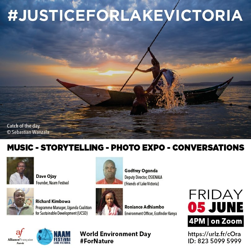 World Environment Day: Justice for Lake Victoria
