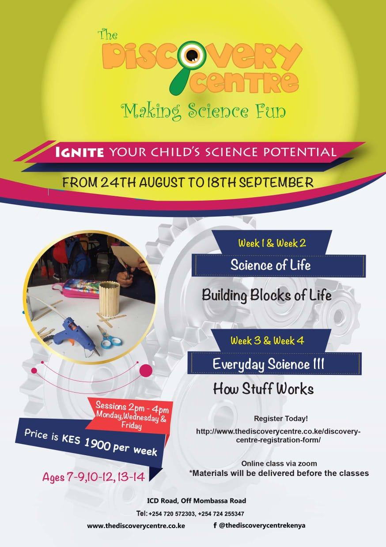STEM in August