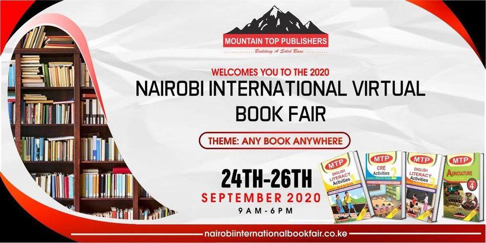 23rd Nairobi International Virtual Book Fair