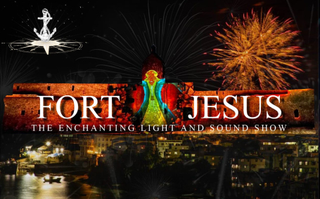 Out of Town: Sound and Light Show