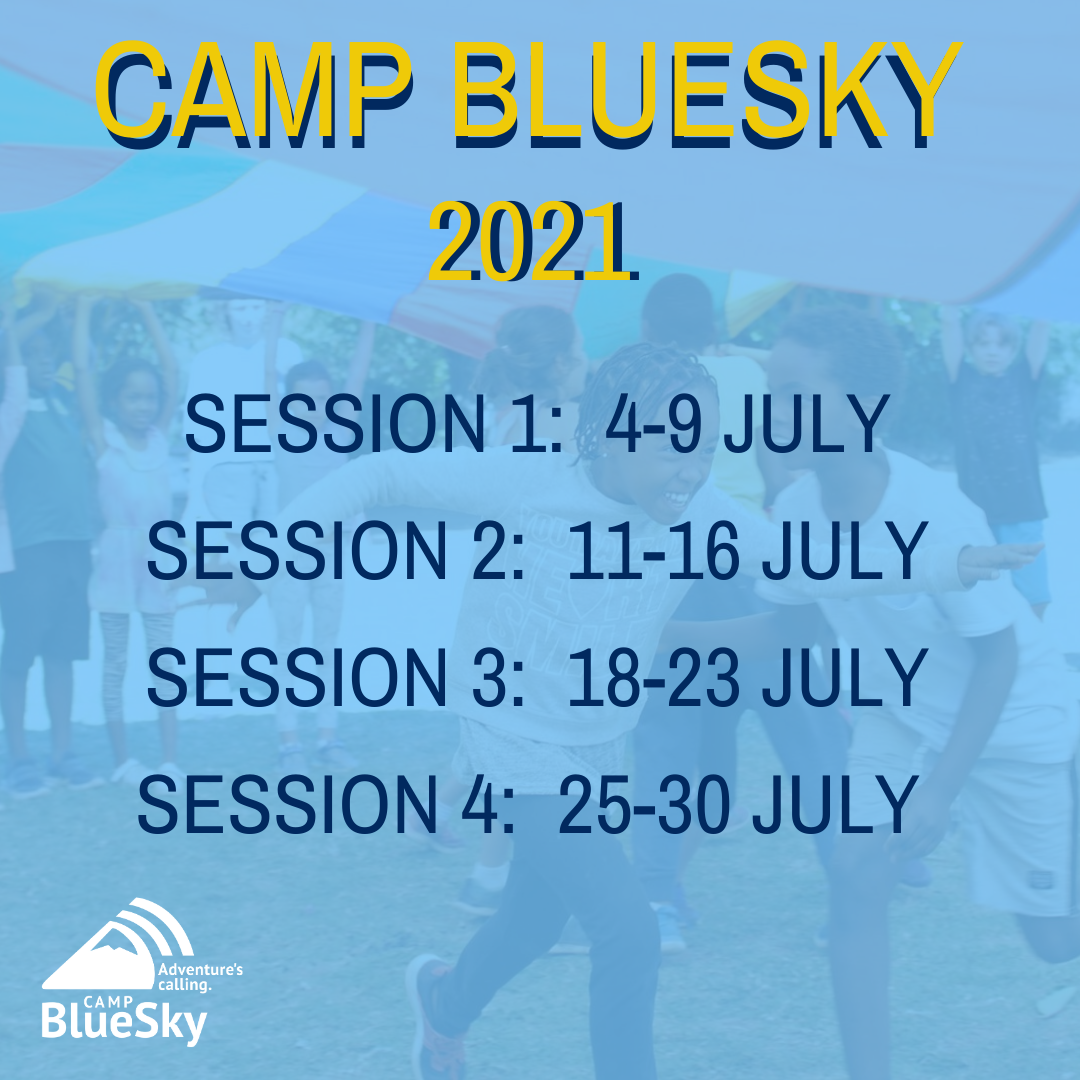 Camp BlueSky 2021
