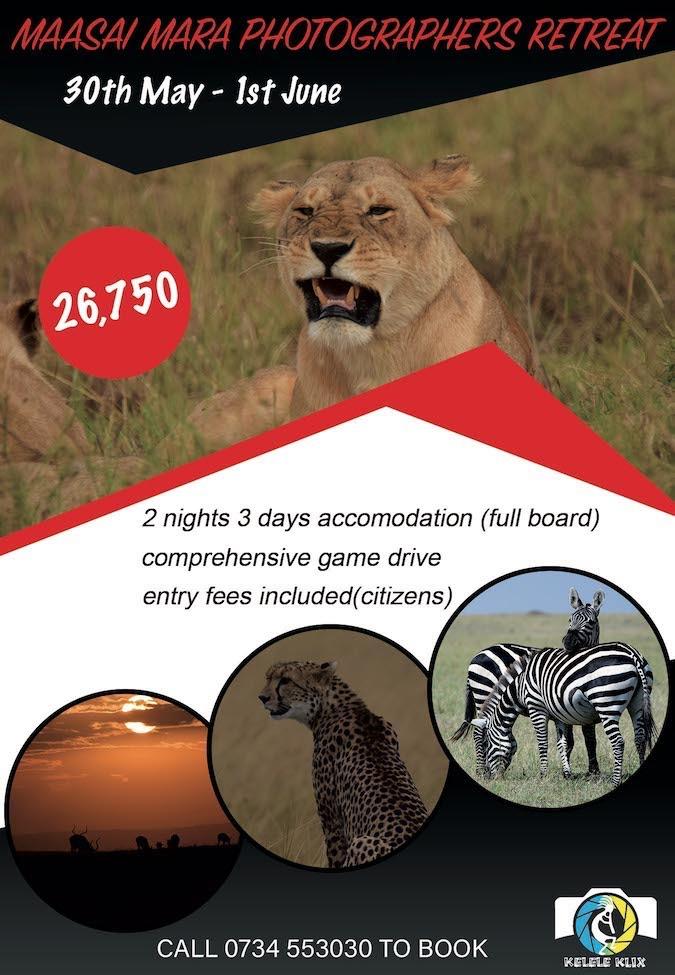 Masai Mara Photographers Retreat